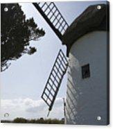 The Old Irish Windmill Acrylic Print
