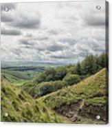 The Peak District Acrylic Print