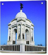 The Pennsylvania Monument Acrylic Print