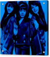 The Ronettes Collection Acrylic Print