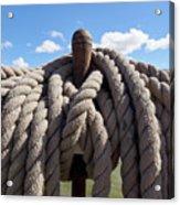 The Ropes Acrylic Print