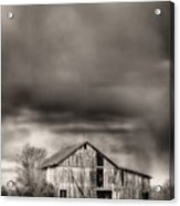 The Smell Of Rain Acrylic Print by JC Findley