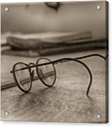 The Spectacles Acrylic Print