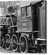 The Steam Engine  Acrylic Print