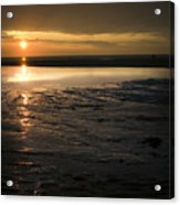 The Sunset Acrylic Print