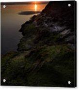 The Sunset Acrylic Print