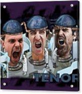 The Three Tenors Acrylic Print