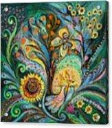 The Tree Of Desires Acrylic Print