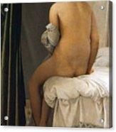 The Valpincon Bather Acrylic Print