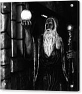 The Wizard Acrylic Print