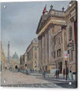 Theatre Royal Newcastle Acrylic Print