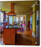 Thomas Kitchen Acrylic Print
