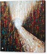 Through The Storm Acrylic Print