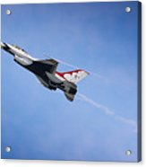 Thunderbirds Soar Acrylic Print