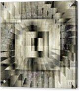 Tiles Acrylic Print