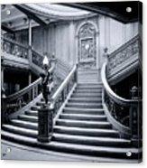 Titanic's Grand Staircase Acrylic Print