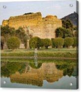 Tivoli, Lazio, Italy Acrylic Print