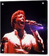 Tom Jones In Concert Acrylic Print