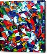 1 Toucan 2 Toucan 3 Toucan Acrylic Print