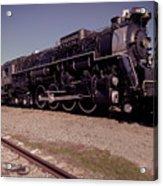 Train Engine #2732 Acrylic Print