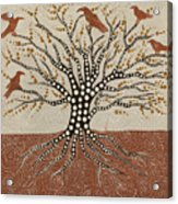 tree of Life Acrylic Print by Sophy White