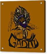 Tribe Of Gad Acrylic Print