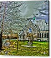 Trinity Episcopal Church Acrylic Print