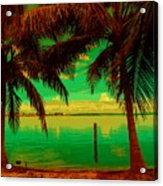 Tropic Nite Acrylic Print