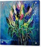 Tulips 45 Acrylic Print