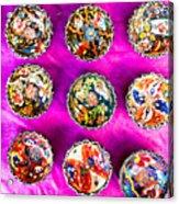 Turkish Bowls Acrylic Print