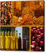 Turkish Delights Acrylic Print