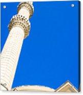 Turkish Mosque Acrylic Print