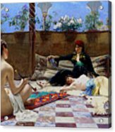 Turkish Women Acrylic Print