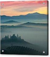 Tuscany Dream Acrylic Print