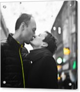 Ula And Wojtek Engagement 8 Acrylic Print