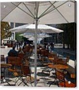 Umbrella's Acrylic Print