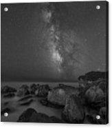 Under The Moon Light Acrylic Print