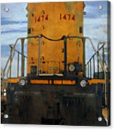 Union Pacific 1474 Acrylic Print
