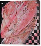 Universe Acrylic Print by Rebecca Tacosa Gray