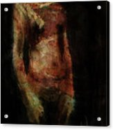 Untitled Figure Acrylic Print