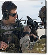 U.s. Air Force Combat Controllers Acrylic Print