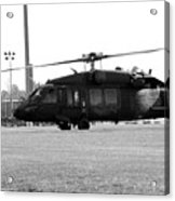 Us Army Blackhawks Acrylic Print