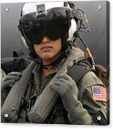 U.s. Navy Aviation Warfare Systems Acrylic Print