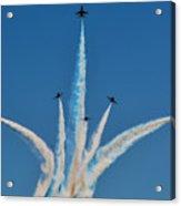 Usaf Thunderbirds Media Day 2 Acrylic Print