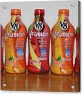V8 Fusion Acrylic Print