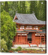 Valley Of The Temples Acrylic Print