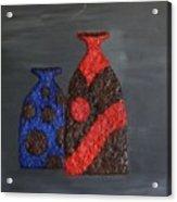 Vases Acrylic Print