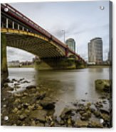 Vauxhall Bridge Acrylic Print