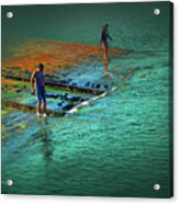 Verano Acrylic Print