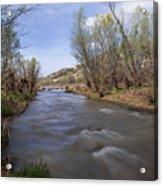Verde River Acrylic Print